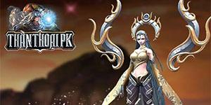 Webgame Thần Thoại PK ra mắt máy chủ mới, tặng VIP code giá trị