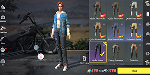 Những mẹo để kiếm được nhiều trang phục và đồ đạc trong Rules of Survival