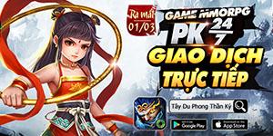 Tây Du Phong Thần Ký – Game mobile nhập vai chuẩn PC công bố ngày mở game