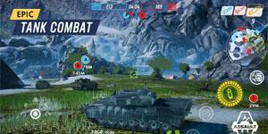 Armored Warfare: Assault – Game mobile bắn Tank sở hữu chất lượng đồ họa 3D tuyệt đỉnh