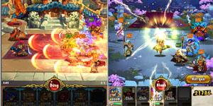 Cận cảnh cơ chế chiến đấu trong game Hoàng Đao Kim Giáp