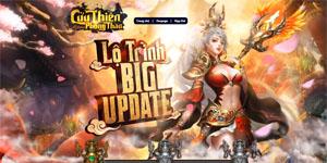Webgame Cửu Thiên Phong Thần big update đầu năm 2018, cho phép người chơi chuyển sinh thỏa sức