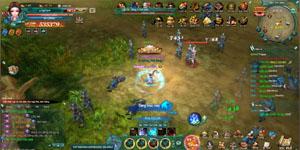 Người chơi game Binh Khí Phổ bơ vơ vì không thấy mặt mũi NPH VTC Game đâu cả!?