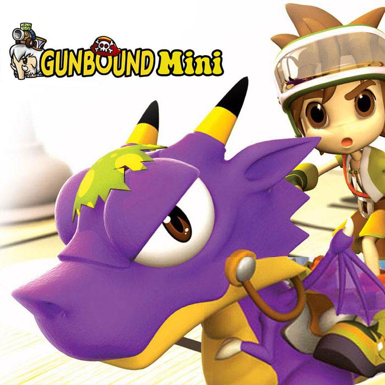 Gunbound Mini