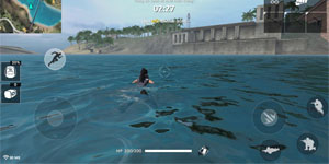 Game sinh tồn Free Fire mobile nâng cấp mạnh tay, có cả bản đồ thuần Việt