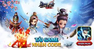 Tặng 500 giftcode game Luận Kiếm Giang Hồ