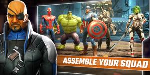 Marvel Strike Force – Game về biệt đội siêu anh hùng Marvel chính thức ra mắt toàn cầu