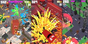 Go Boom! – Game mobile đặt bom hạ địch, phá nhà cực nhộn