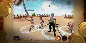 One Piece Bounty Rush – Phiên bản game nhập vai hành động đặc biệt của Vua Hải Tặc lộ diện