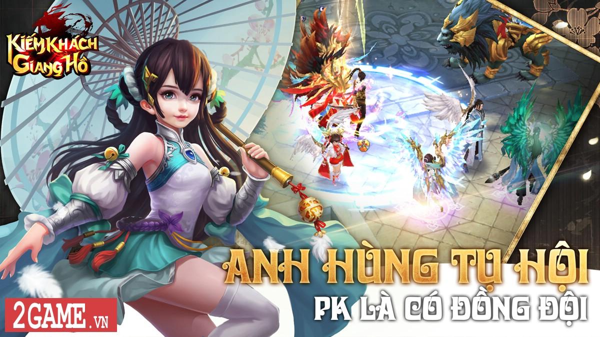 Kiếm Khách Giang Hồ