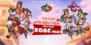 3Q H5 – Game Tam Quốc đấu thẻ tướng chơi đa nền tảng cập bến Việt Nam