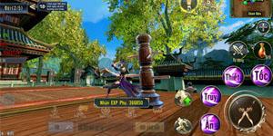 360mobi Kiếm Khách VNG mới chỉ cho người dùng Android chơi thử trước