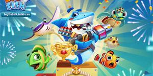 Big Fish H5 đưa thể loại game Bắn cá lên tầm chuyên nghiệp với khái niệm game Săn thưởng chính hiệu