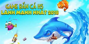 Big Fish H5 khiến người chơi bắn cá đến mỏi cả tay mà vẫn không thấy chán!
