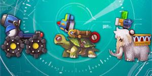 Các cách kết hợp nên một đội hình siêu lý tưởng trong Gunbound M VNG