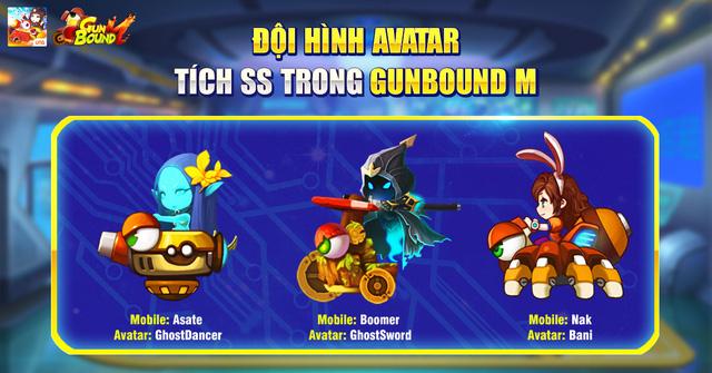Các cách kết hợp nên một đội hình siêu lý tưởng trong Gunbound M VNG 4