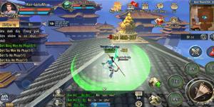 Fan game kiếm hiệp thích thú với chất chơi tự do trong 360Mobi Kiếm Khách VNG