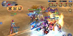 Trong game S Online bạn hãy cẩn thận khi đặt chân đến vùng Biên giới chia cắt 2 phe Liên minh