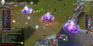 Hoạt động liên server sẽđược áp dụng ngaycho máy chủ mới Khởi Nguyên của game Thế Giới Hoàn Mỹ
