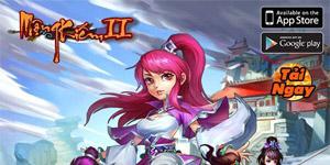 Game Mộng Kiếm 2 trông đơn giản về mặt hình ảnh nhưng gameplay lại rất chuyên sâu