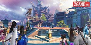 Siêu phẩm game kiếm hiệp Trường Sinh Quyết Mobile được VNG đưa về Việt Nam thành công