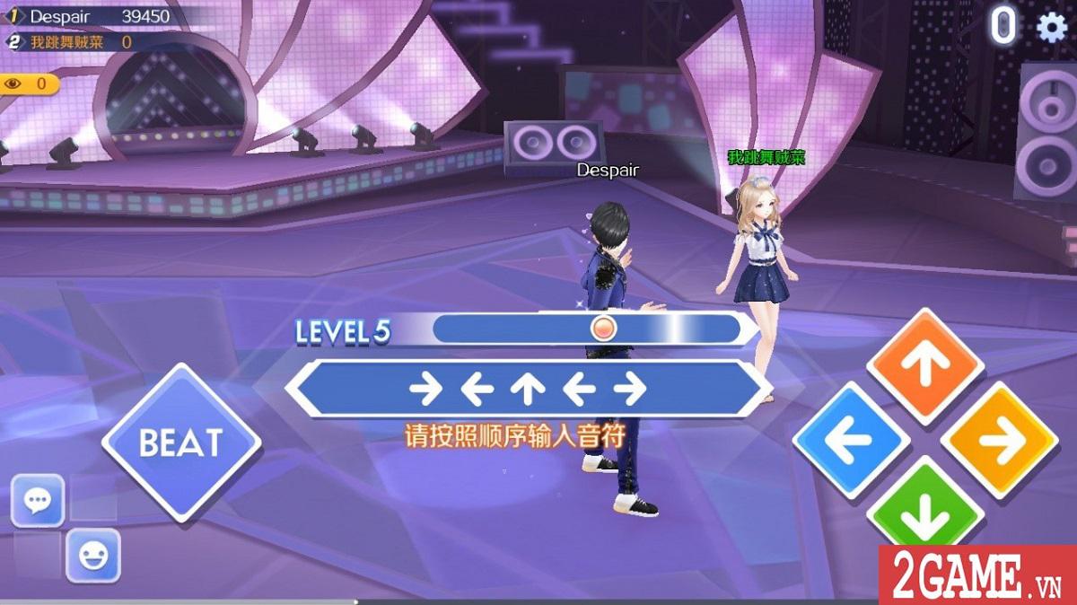 Game nhảy Zing Dance Mobile đưa người chơi đến với thế giới thượng lưu đầy chân thực 11