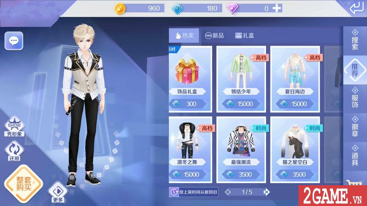 Game nhảy Zing Dance Mobile đưa người chơi đến với thế giới thượng lưu đầy chân thực 7