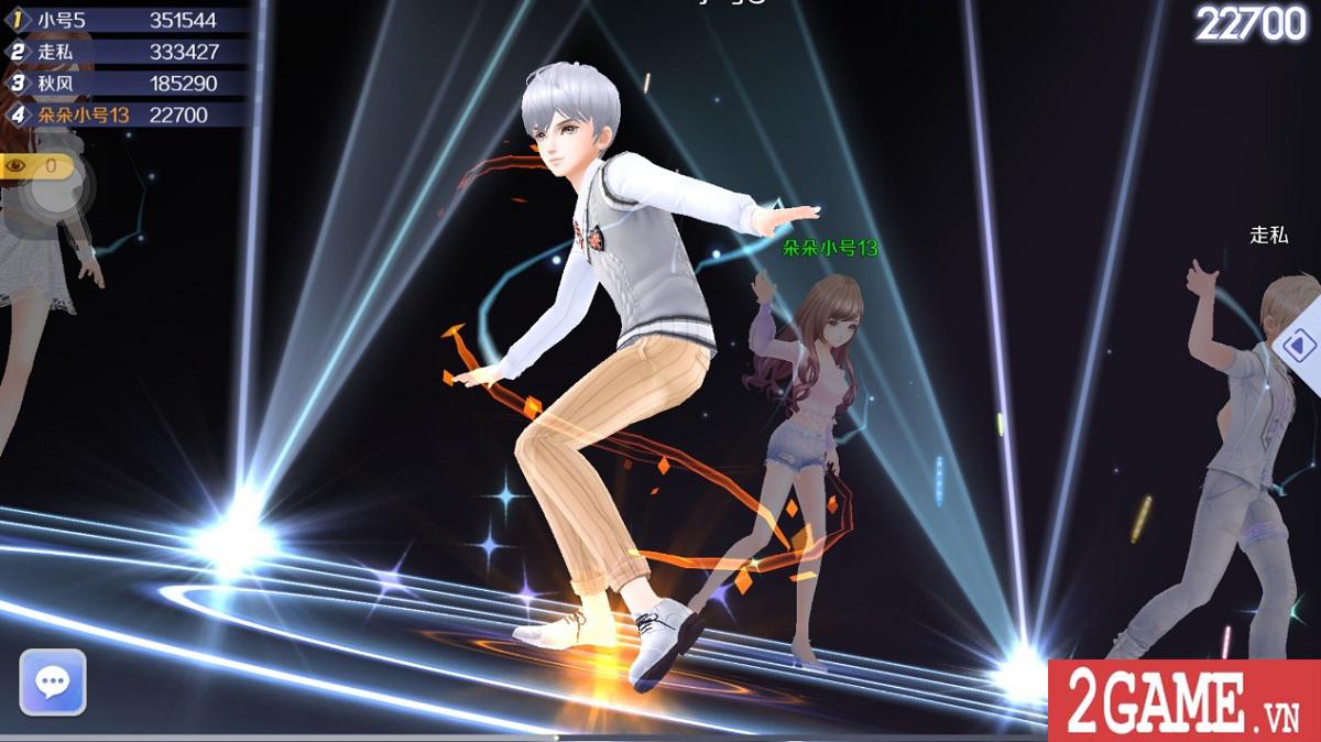 Game nhảy Zing Dance Mobile đưa người chơi đến với thế giới thượng lưu đầy chân thực 2