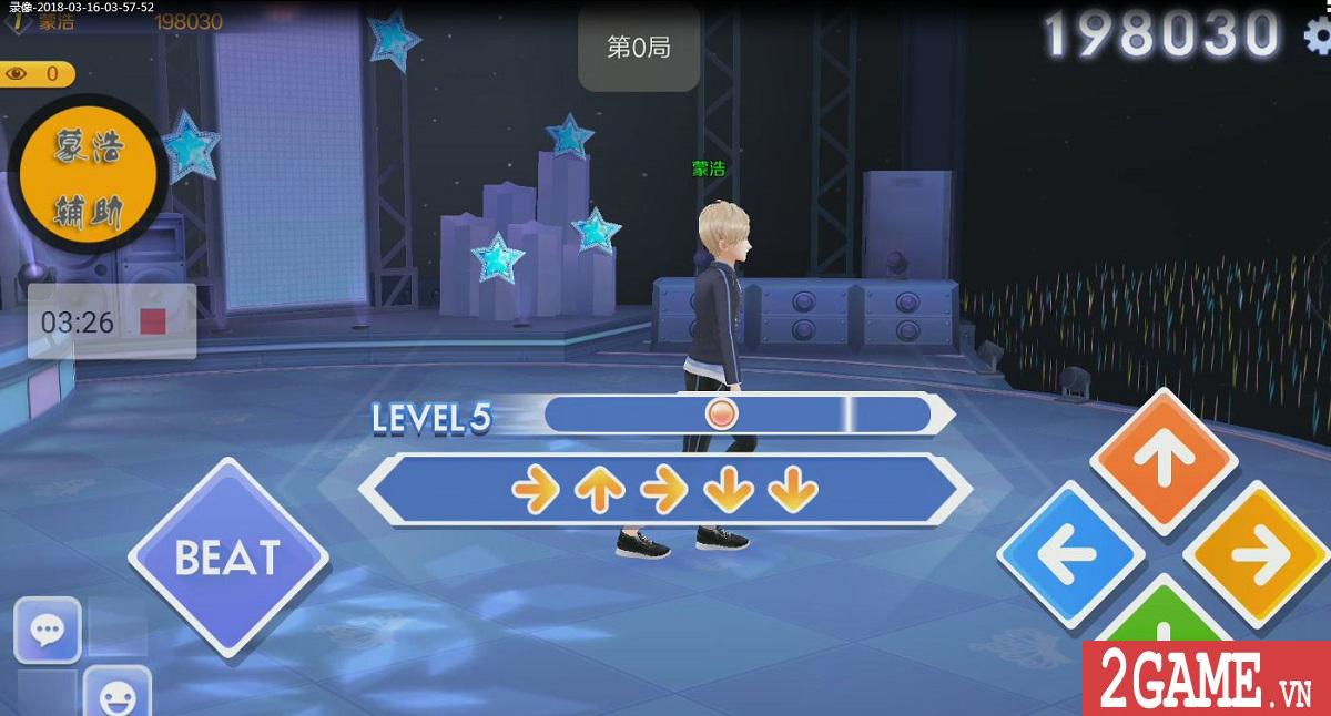 Game nhảy Zing Dance Mobile đưa người chơi đến với thế giới thượng lưu đầy chân thực 3