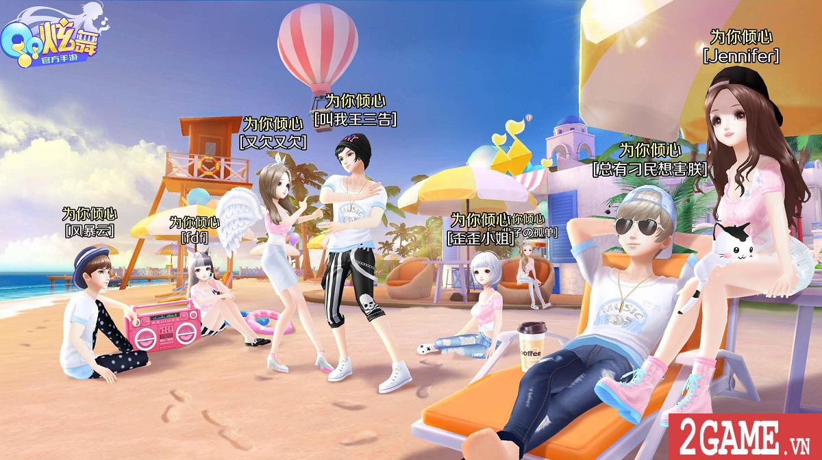 Game nhảy Zing Dance Mobile đưa người chơi đến với thế giới thượng lưu đầy chân thực 5