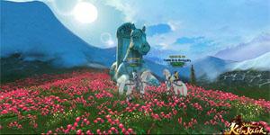 Một thế giới kiếm hiệp rộng lớn đang được 360mobi Kiếm Khách VNG vẽ ra trước mắt người chơi
