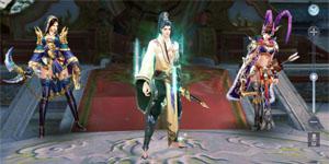 Game thủ Đại Đường Võ Lâm VNG thấp thỏm đời chờ bản big update Tân Sinh Kiếm Hiệp