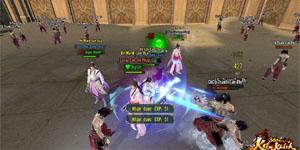 Phong cách chiến đấu của 360mobi Kiếm Khách VNG không hoa mỹ nhưng lại rất linh hoạt