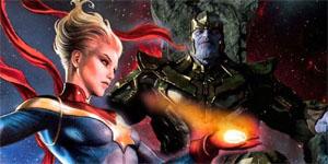 Captain Marvel sẽ là nữ siêu anh hùng mạnh nhất trong Avengers: Infinity War 2019?