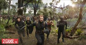 Avengers: Infinity War: Điểm mặt những nhân vật vô dụng nhất trong phim