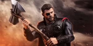 Tìm hiểu về vũ khí mới bá đạo của Thor trong phim Avengers: Infinity War