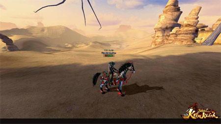 360mobi Kiếm Khách VNG và những chú ngựa mang khí phách anh hùng
