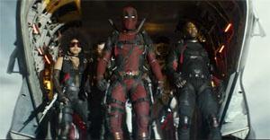 Phim Deadpool 2 sẽ mang đến cuộc chiến băng nhóm cực cuồng bạo với team X-Force