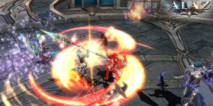Alaz Mobile – Game nhập vai hành động kết hợp chiến thuật tuyệt đẹp