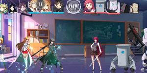 Điện Kích Văn Khố – Game nhập vai đánh theo lượt mang đậm màu sắc Nhật Bản