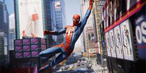 Game hành động Spider-Man sẽ ra mắt trong năm 2018 trên hệ máy PS4