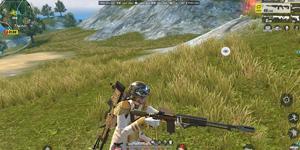 Đừng ngần ngại thay đổi bộ vũ khí phù hợp nếu muốn sống sót trong Rules Of Survival