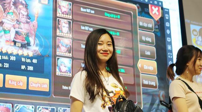 """Phỏng vấn nhanh game thủ Tam Quốc Go: """"Một tựa game khó thể cưỡng lại"""""""