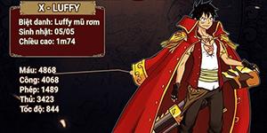 Haki Tối Thượng – Tiêu Điểm Tướng X Luffy: Vua Hải Tặc Sức Mạnh Vô Địch