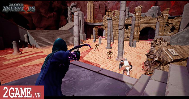Blood Ancestors - Game hành động đề cao tính đồng đội với lối chơi MOBA đầy khác lạ 0