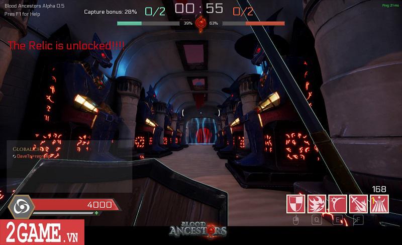 Blood Ancestors - Game hành động đề cao tính đồng đội với lối chơi MOBA đầy khác lạ 5