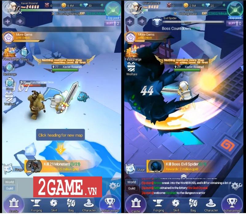 Top 7 game nhập vai chơi theo kiểu màn hình dọc vô cùng tiện lợi 3