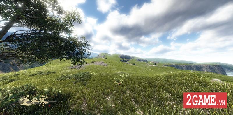 Nghịch Thủy Hàn Online - Game nhập vai cực khủng chơi cài đặt trên PC sắp được VNG hỗ trợ game thủ Việt 1