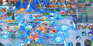 Trải nghiệm Mộng Kiếm Vương Mobile: Gameplay đa dạng, đồ họa thiếu tính đột phá