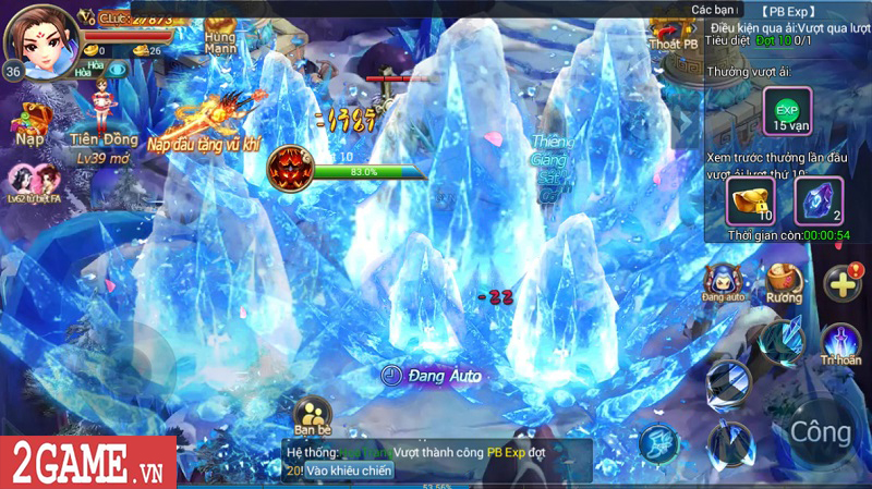 Trải nghiệm Mộng Kiếm Vương Mobile: Gameplay đa dạng, đồ họa thiếu tính đột phá 7